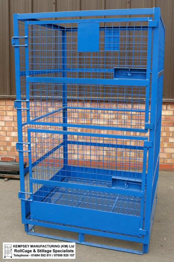 NEW PARCEL CAGES